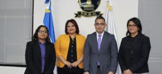 La Colectiva Feminista firma convenio de cooperación para fortalecer el trabajo de las mujeres con la PDDH