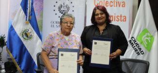 MINDEL y la CFDL firman convenio para fortalecer trabajo territorial con las mujeres