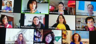 Mujeres enfrentan pandemia del COVID-19 tejiendo redes y recuperando prácticas ancestrales